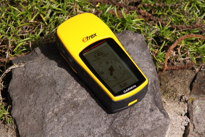 Garmin eTrex H Review