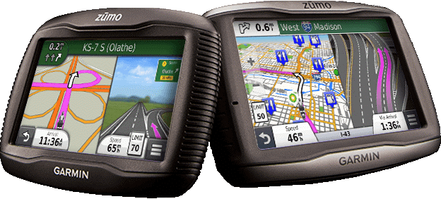 Garmin zumo 390LM GPS Review